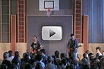 Danny & Gerry video: school concerts